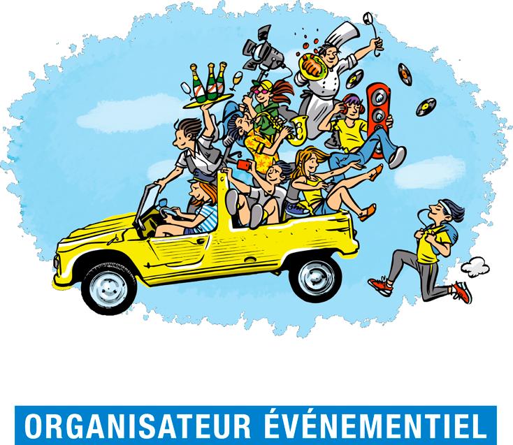 Méha Concept événementiel Logo